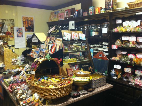 Wylie's: The delightful shop