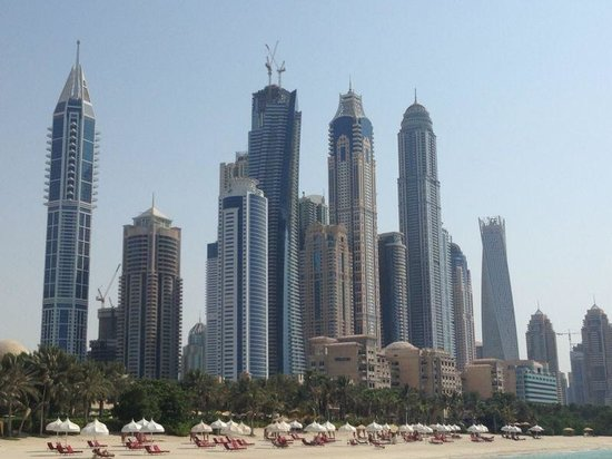 One&Only The Palm Dubai: Dubai from OOP