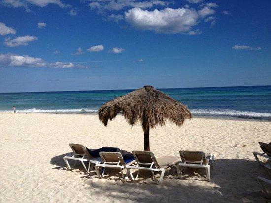 Petit Lafitte : Beautful view of the beach