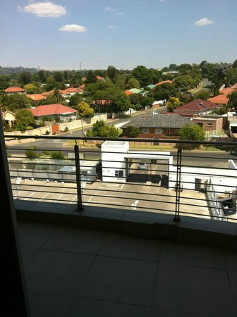 Genesis All-Suite Hotel: view