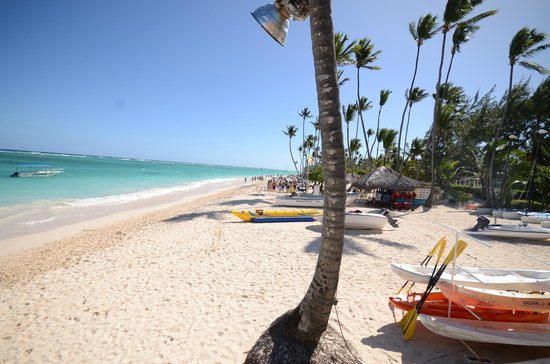 Grand Palladium Punta Cana Resort & Spa: Bavaro beach