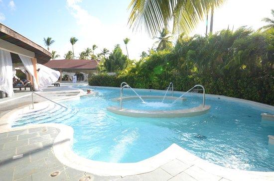 Grand Palladium Punta Cana Resort & Spa : Spa area