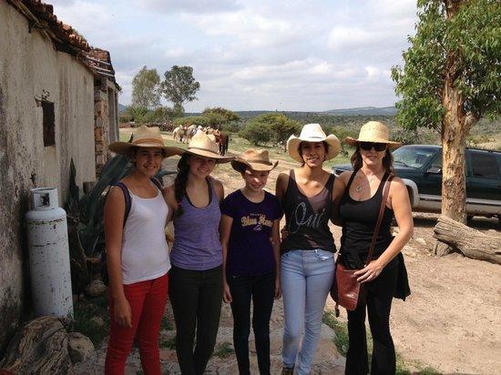 Rancho Xotolar: Off we Go!