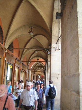 Internazionale Hotel : Galeria onde hotel esta locolizado, Bologna,It