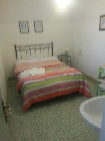 Hotel Ferretti: room