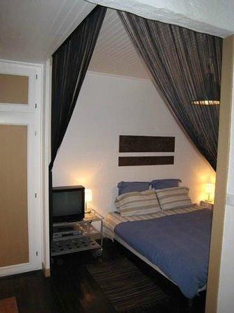 """Maison des Rochers: Gîte : chambre """"parentale"""""""