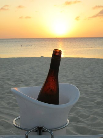 Passions on the Beach: Wine