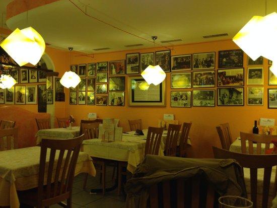 Al Portico: Ein bisschen Nostalgie