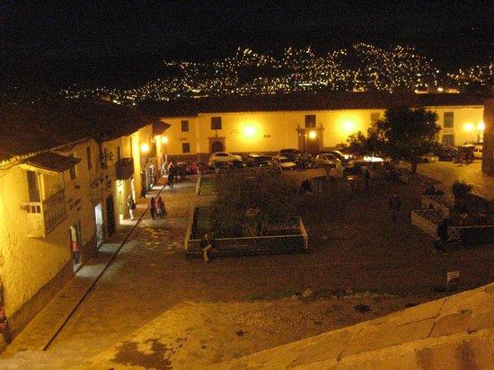 Belmond Hotel Monasterio : The courtyard view at night