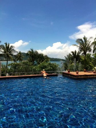 Novotel Phuket Resort: Pool View