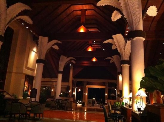 Novotel Phuket Resort: Reception