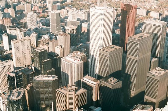 Super 8 Downtown Toronto : From CN TOWER