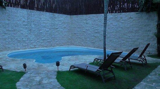 Xibalba Hotel: Nice pool