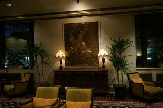 The Roosevelt Hotel: Loved the Roosevelt