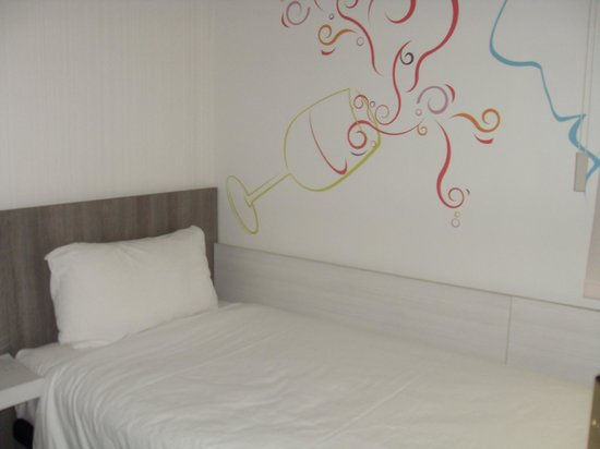 Ibis Styles Madrid Prado: Apartamento single