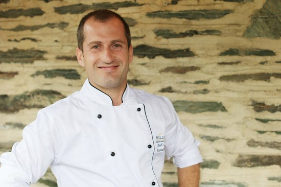 The Millhouse: Executive Chef is Andi Bozhiqi