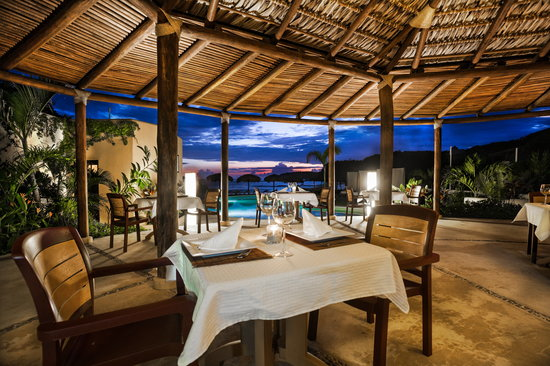 Manta Raya Hotel: Dining Room