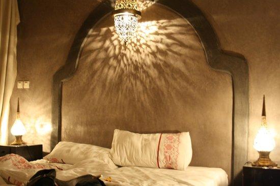 Riad Mur Akush: The bedroom - meli twin room
