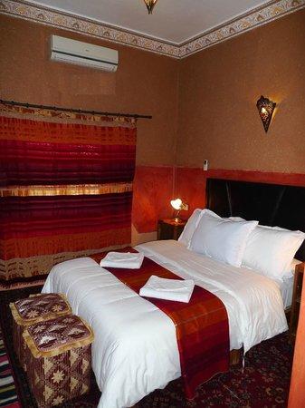 Maison D'Hotes Nouflla: Chambre double