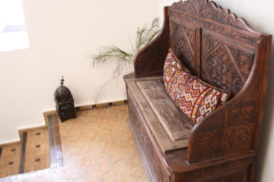 Riad Mur Akush: The decor