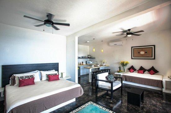 Manta Raya Hotel : Suite