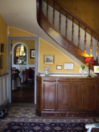 Logis La Brèche : Лестница