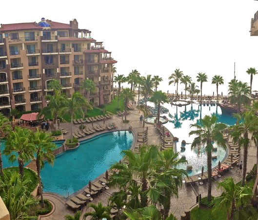 Villa del Arco Beach Resort & Spa Cabo San Lucas : room with a view