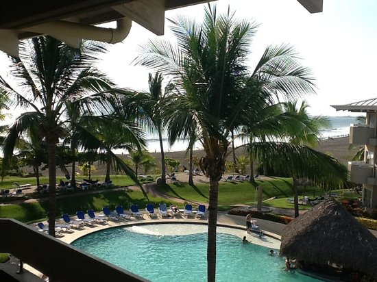 Doubletree Resort by Hilton, Central Pacific - Costa Rica: View from our room