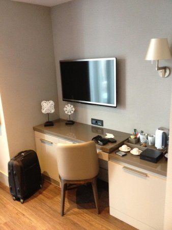 Avantgarde Hotel Taksim Square: Room-well equiped..stylish..