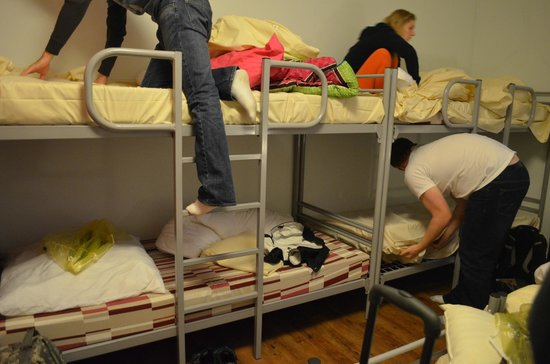 Happy Bed Hostel: 2 bunk beds