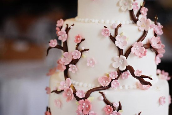 Cupcakes at Uptown: cherry blossom | weddings | original cupcakes