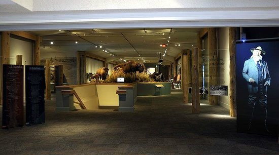 Buffalo Bill Historical Center: The Buffalo Bill Center of the West's Buffalo Bill Museum