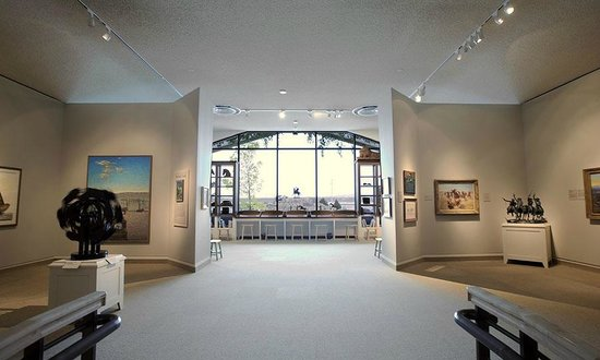 Buffalo Bill Historical Center: The Buffalo Bill Center of the West's Whitney Western Art Museum