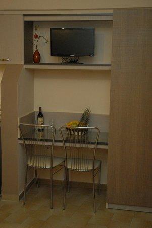 Takis Hotel: Δικλινο δωματιο