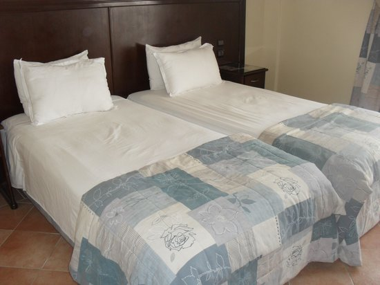 Tildi Hotel & SPA: twin beds