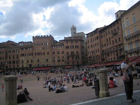 Grand Hotel Continental: aspecto de Siena, It