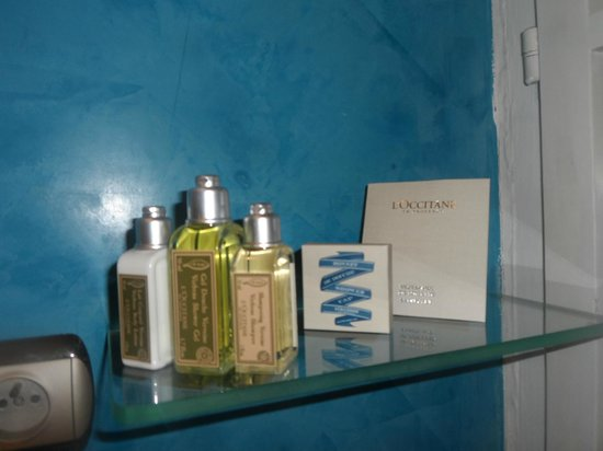 Pachtuv Palace: Bathroom set