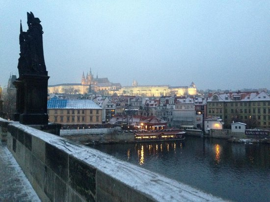 Pachtuv Palace: Short walk to charles bridge to find this view