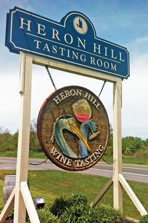 Heron Hill Tasting Room on Seneca Lake: getlstd_property_photo