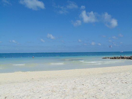 Casa Maya Cancun: the beach was great!