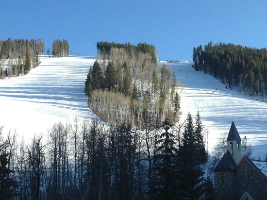 The Osprey at Beaver Creek, A RockResort: The slopes are at your doorstep.