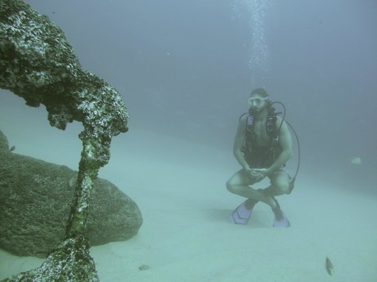 Scuba Diving in Cabo: Meditating at Land's End