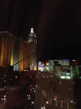 Monte Carlo Resort & Casino : Vista de habitacion