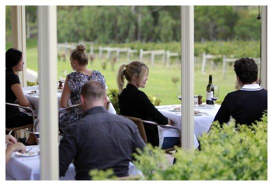 Elizabeth's Restaurant, Mount Pleasant Estate, Hunter Valley