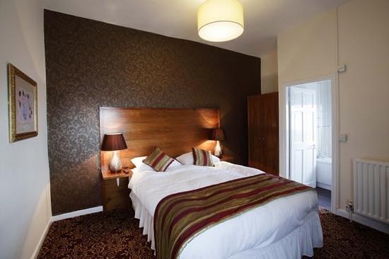 The Three Tuns Hotel: Double room
