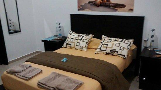 Casa Felicidad B&B: Room