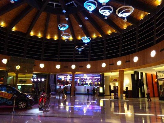 Esplendor Mendoza : vista de entrada al hotel
