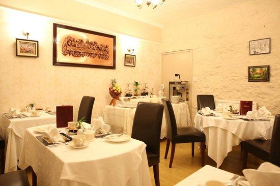 Ecosse International Guesthouse Edinburgh: Dining area