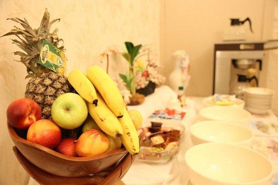 Ecosse International Guesthouse Edinburgh: Breakfast