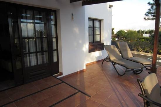 Jardines del Sol: bungalow 2A met eigen invalidenparkeerplek